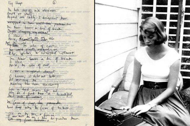 VIDEO: Sylvia Plath Reads 'Daddy'
