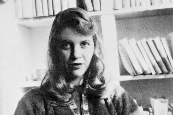 sylvia plath mental health