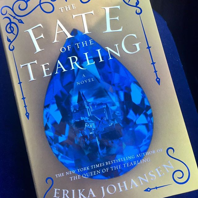 Book Review: The Fate Of The Tearling By Erika Johansen