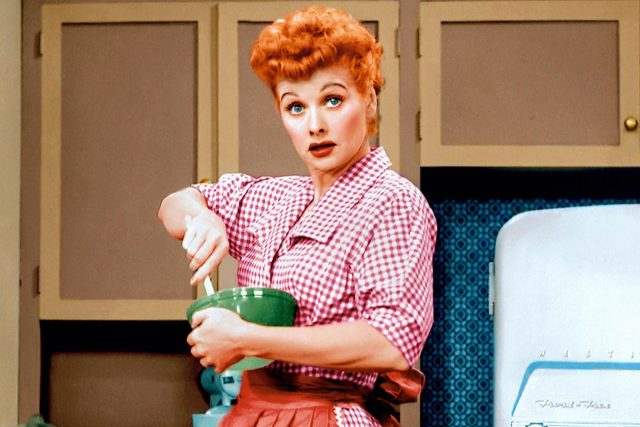 I Love Lucy! 7 Books To Commemorate The Life Of Lucille Ball