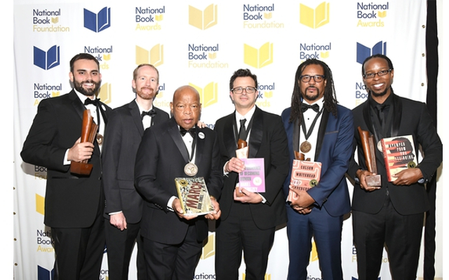 The Winners Of The 2016 National Book Awards