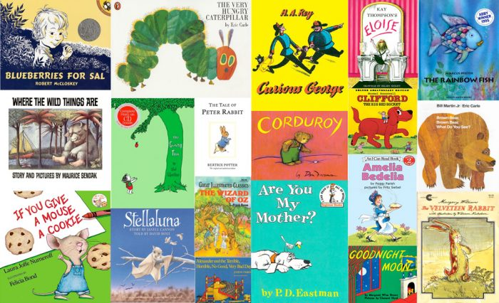 Top 20 All-Time Best Selling Children's Books