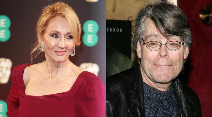 J.K. Rowling Has Stephen King's Back In The Twitter Battle Against Trump