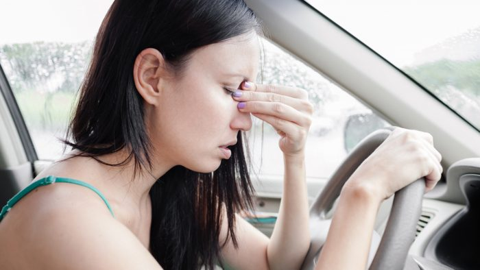Bumpy Ride: Why Reading In The Car Makes Us Feel Queasy