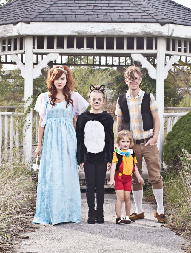 23 Book-Themed Halloween Costumes