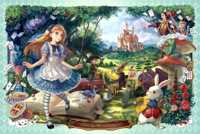 Book Review: Alice In Wonderland (Alice's Adventures in Wonderland Book #1) by Lewis Carroll