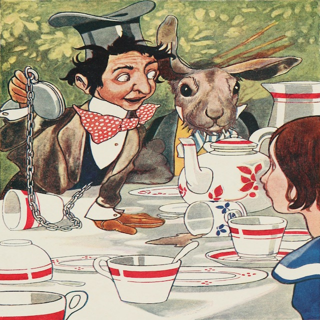Lewis Carroll's Personal Notebook Goes To Auction