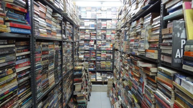 VIDEO: A Book Lovers Retreat – Blossom Book Store