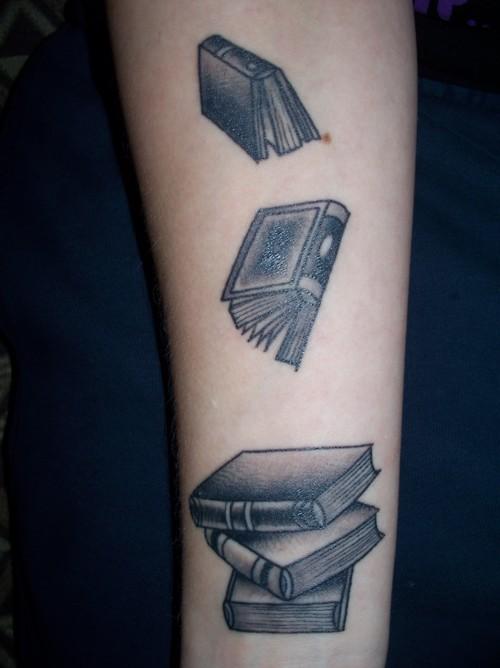 Book-Tattoo-cute