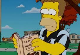 bridges of Madison county the Simpsons