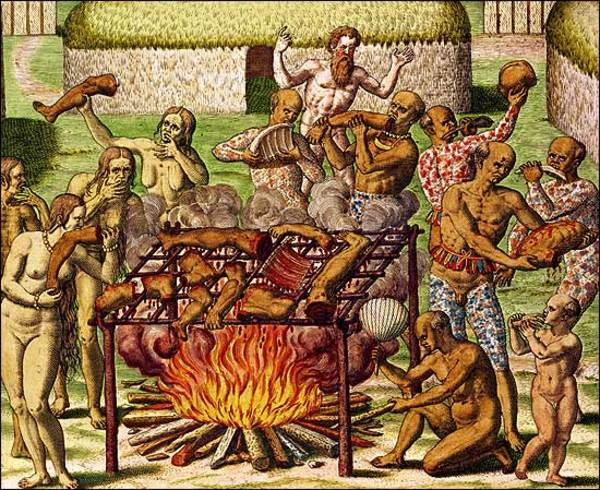 Source: Anthropology of Cannibalism