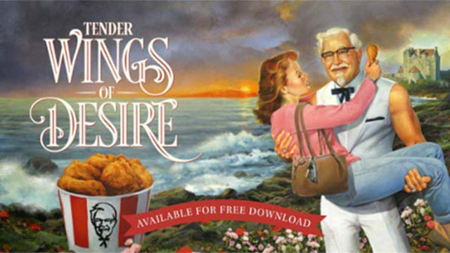 'Tender Wings Of Desire': A Mother's Day Novella From KFC
