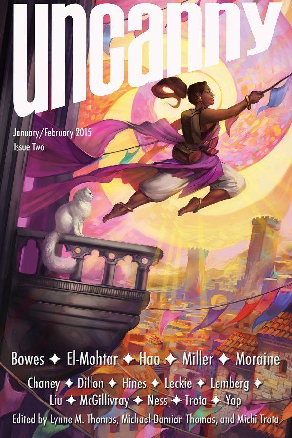 Folding Beijing Uncanny Magazine Issue 2