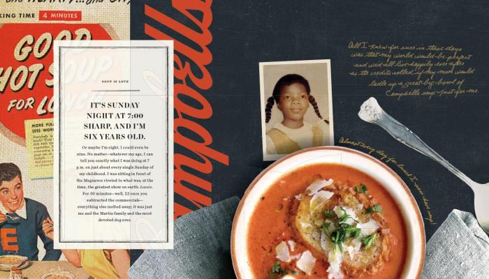 A Taste Of 'Food, Health, And Happiness': Inside Oprah's Delicious New Cookbook