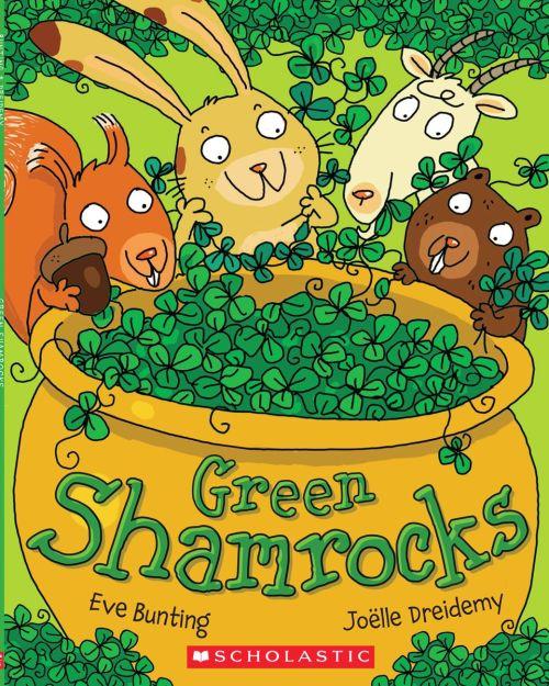 Green-Shamrocks