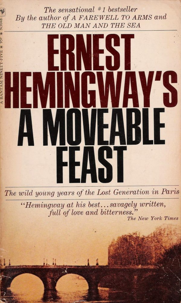 Hemingway-1964-A-Moveable-Feast
