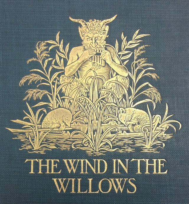Madness In The Willows: Older Man Killed For Rare First Edition Of Classic Book