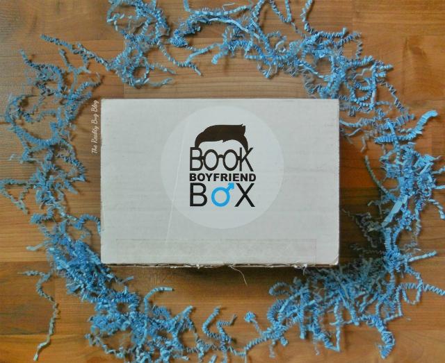 Bookish Subscription Review: The Book Boyfriend Box