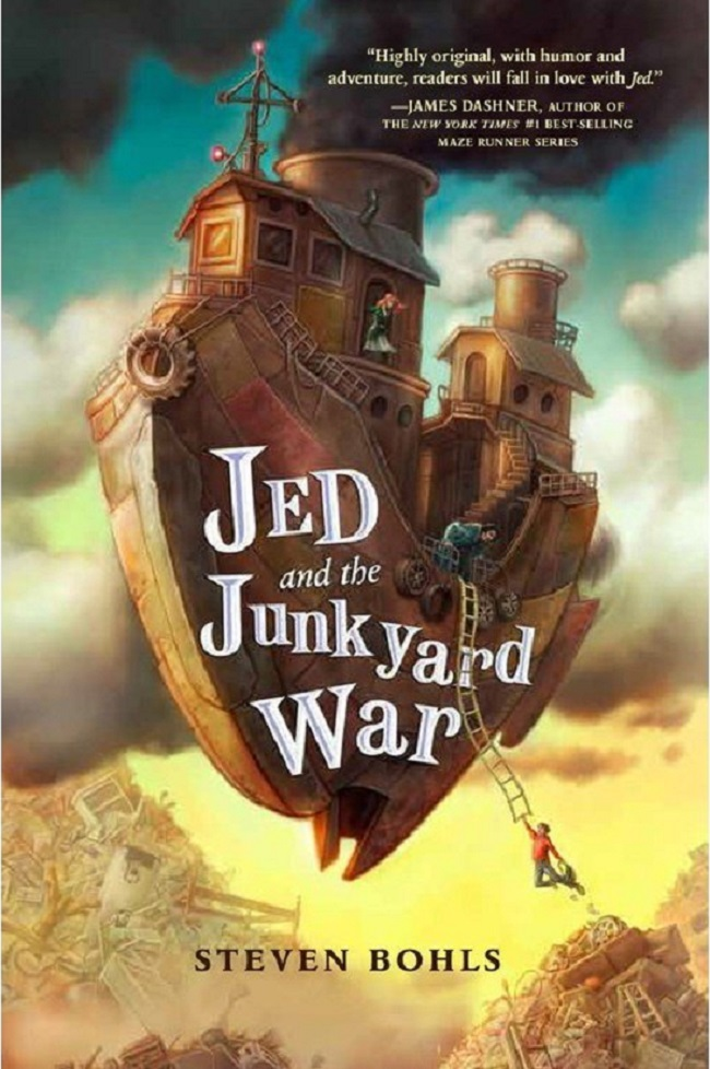 Book Review: Jed And The Junkyard War By Steven Bohls