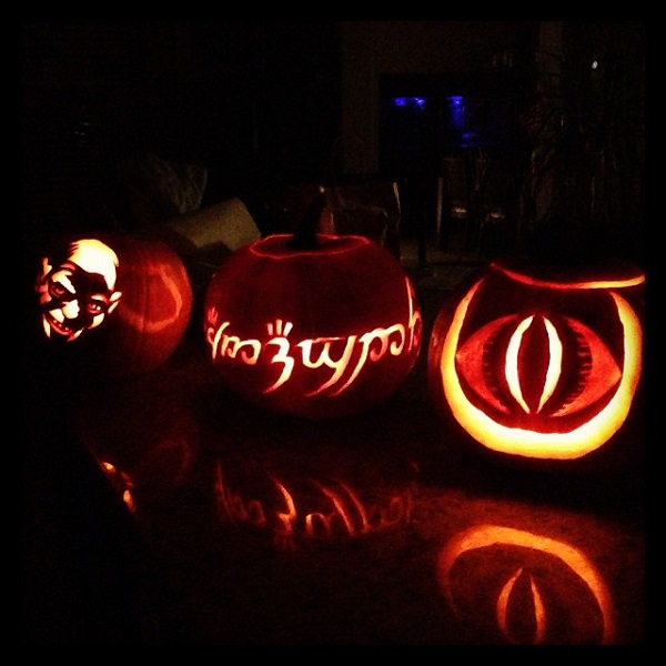 lotr-pumpkin