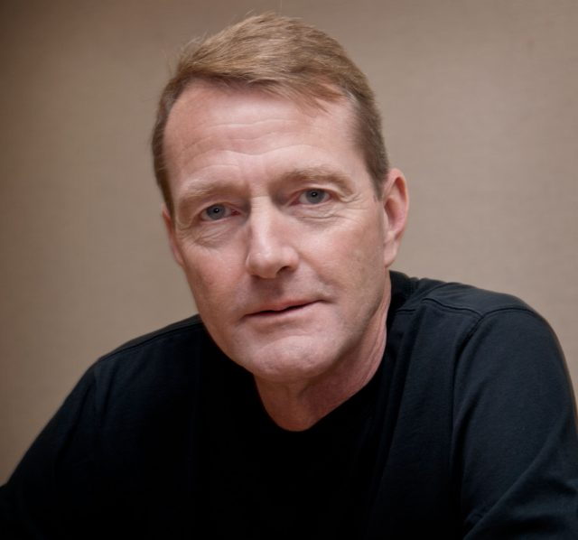 VIDEO: Writers On Writing: Lee Child On Starting Writing After 40