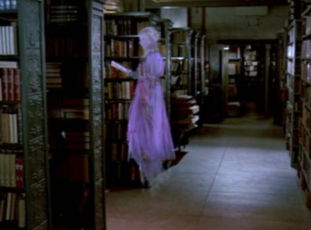 VIDEO: Talking To Ghosts In The Library