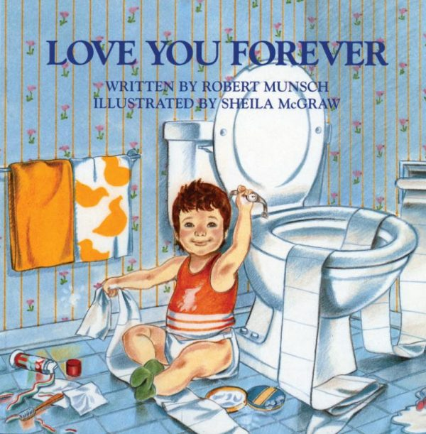 Love You Forever Book cover resized