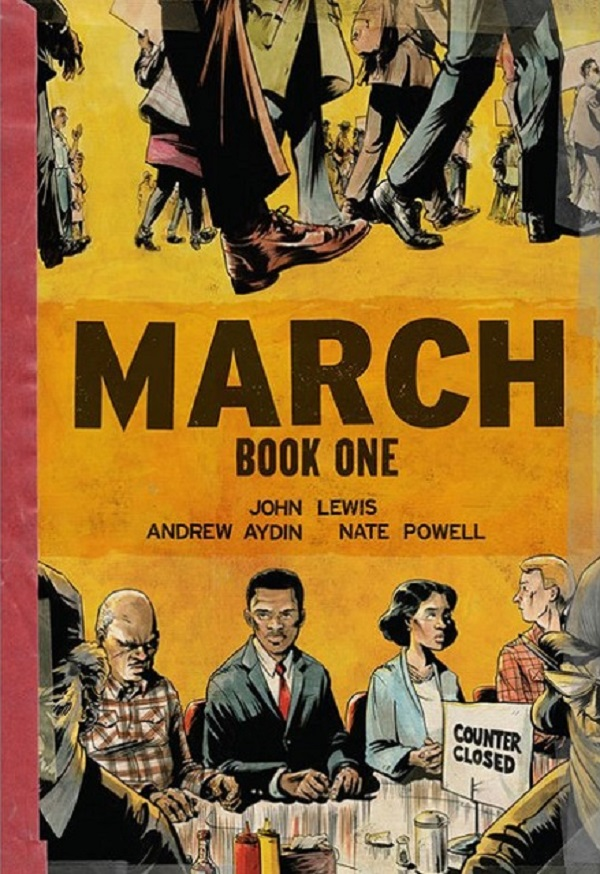 march_book_one_john_lewis_andrew_aydin_and_nate_powell_book