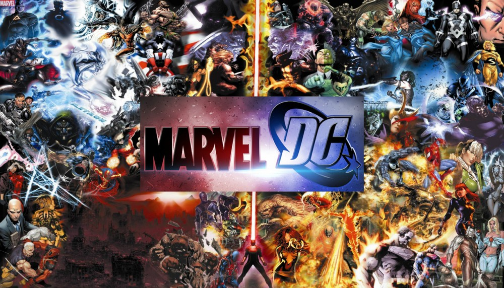 The Marvel/DC Films: A Harmless Craze or Subtle Murdering of the Comic Book Industry?