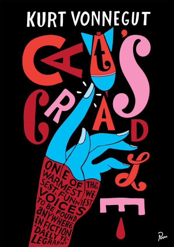 2011 - penguin classics kurt vonnegut cover B4