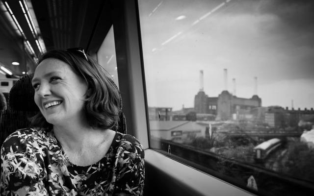'Girl On The Train' Author Paula Hawkins Pens New Suspense Novel, 'Into The Water'