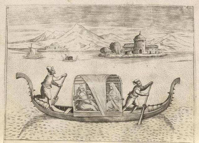 Venetian Flap Books: Interactive Souvenirs For 16th Century Sex Tourists