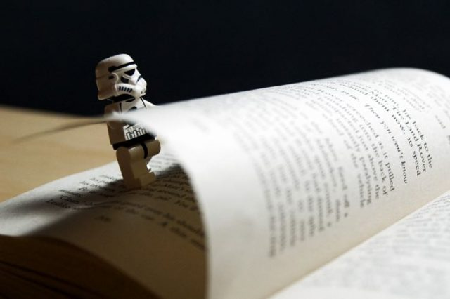 Give It A Chance! 5 Reasons To (Sometimes) Read Books You Hate