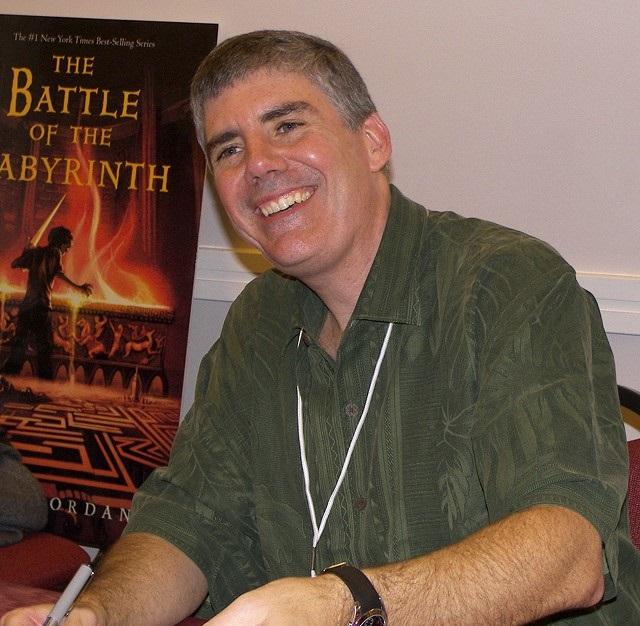 Rick Riordan Disney Imprint Announces First Three Novels