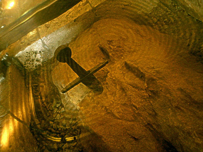 There Really Is A Sword In A Stone: Did It Inspire The Legend?