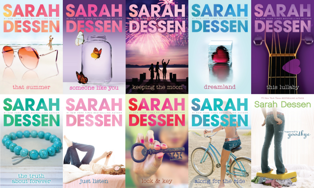 5 Books To Ease The Wait For Sarah Dessen's Newest Novel 'Once And For All'