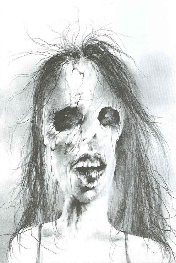 Source: Birth. Movies. Death. Art by Stephen Gammell