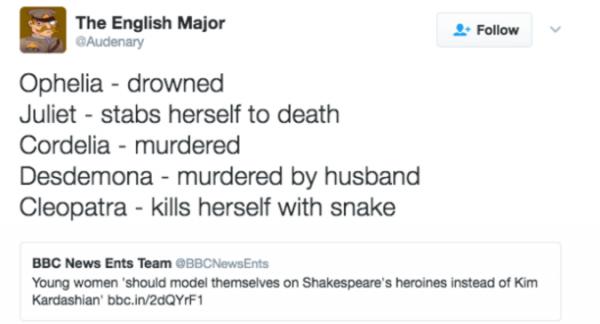 shakespeare memes