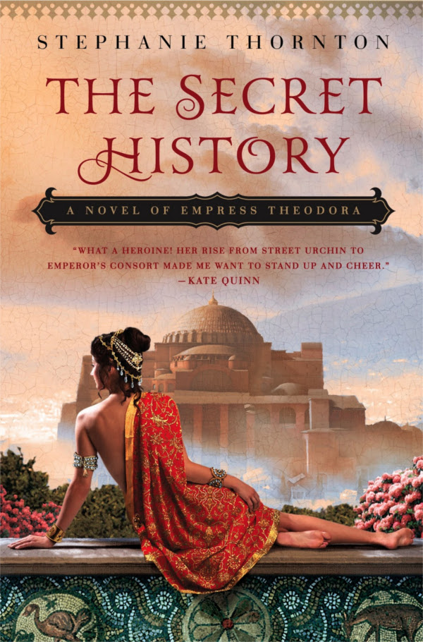 THE SECRET HISTORY final cover