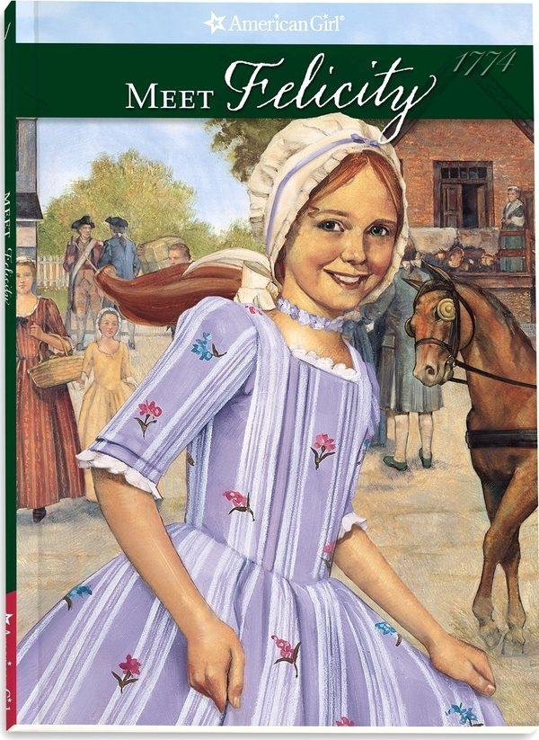 felicity American girl