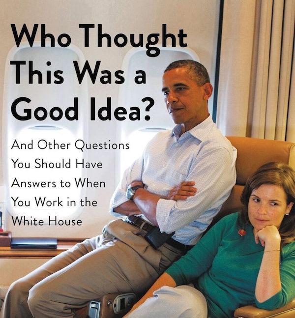 White House books