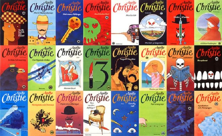Author Spotlight: Agatha Christie's Ten Most Popular Mysteries