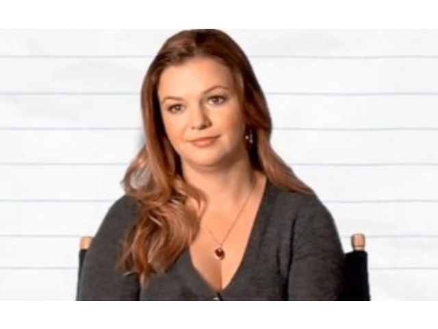 Actress Amber Tamblyn To Release Two New Books In 2018