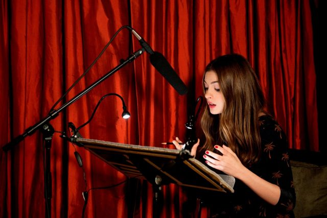 VIDEO: So, Who Are Your Favorite Celebrity Audiobook Narrators?