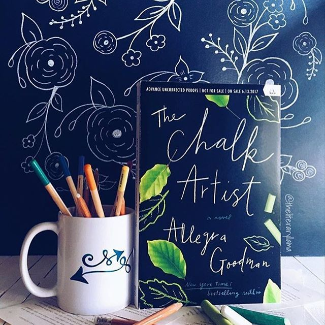 Book Review: The Chalk Artist By Allegra Goodman