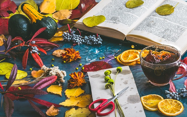 8 Tea And Book Pairings To Keep You Warm This Fall