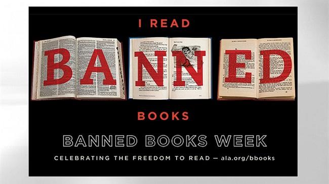 Celebrate Banned Books Week! September 25th Through October 1st, 2016
