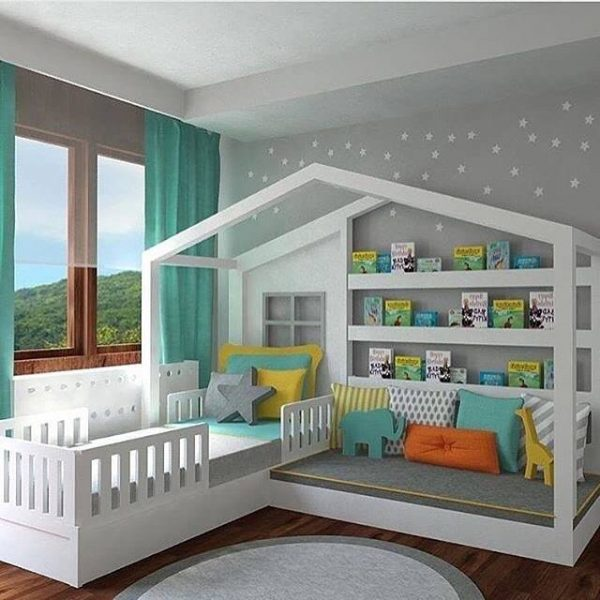 bed-reading-nook