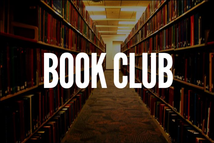 To Book Club Or Not To Book Club, That Is The Question