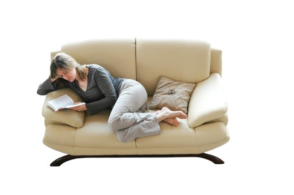 book-couch